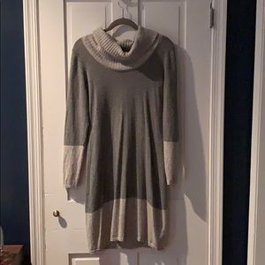 Athleta Cowl Neck sweater dress